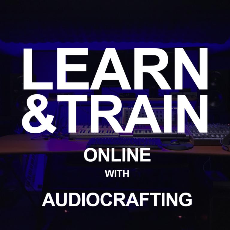 audiocrafting-train-n-learn-online